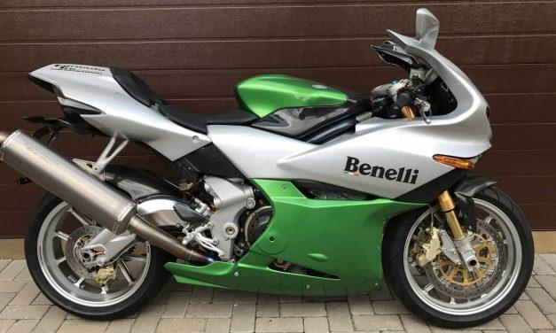 """2002 Benelli Tornado Le """"Limited Edition"""""""