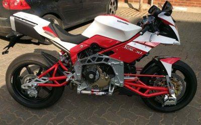 2010 Bimota Tesi 3D Motorbike