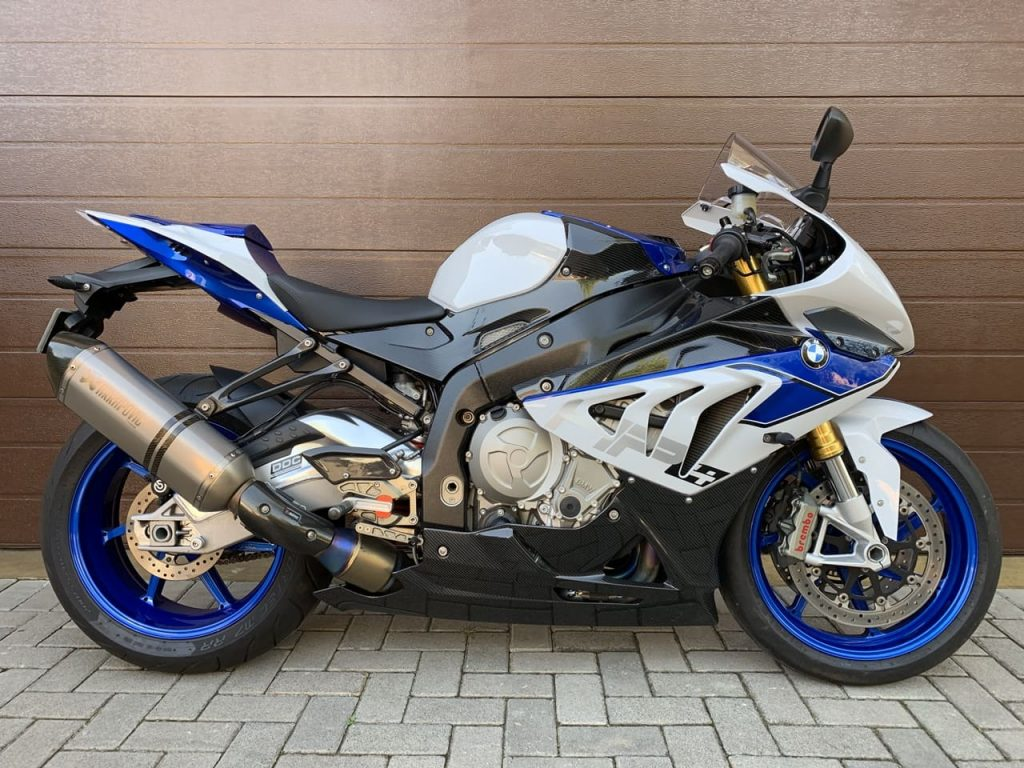 BMW HP4 High Performance 4 cylinder