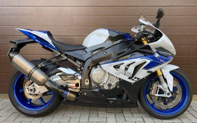 "BMW HP4 ""High Performance 4 cylinder"""