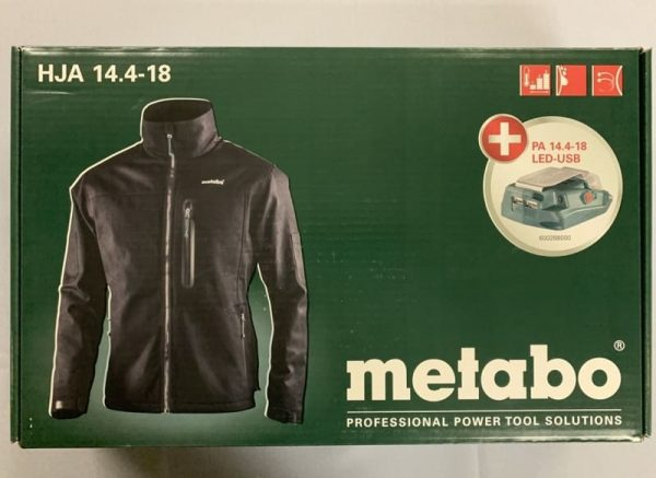 Jacket with Battery adapter only