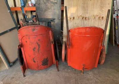 Chariot Pumps Restoration – Part 1
