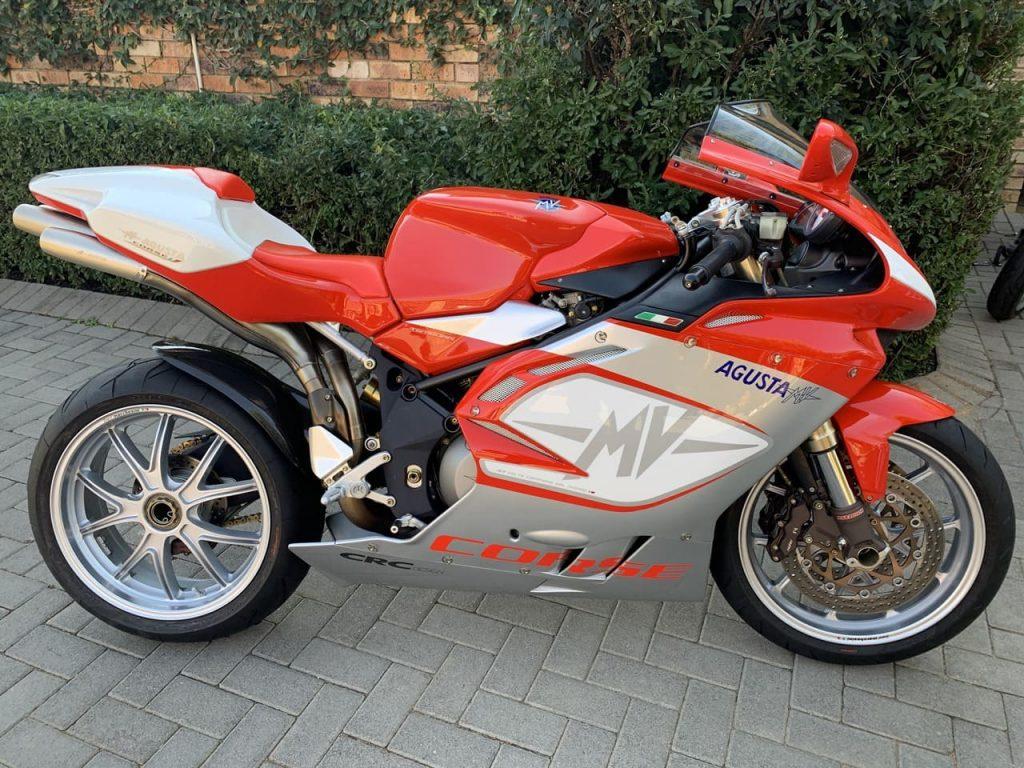 MV F4 Corse