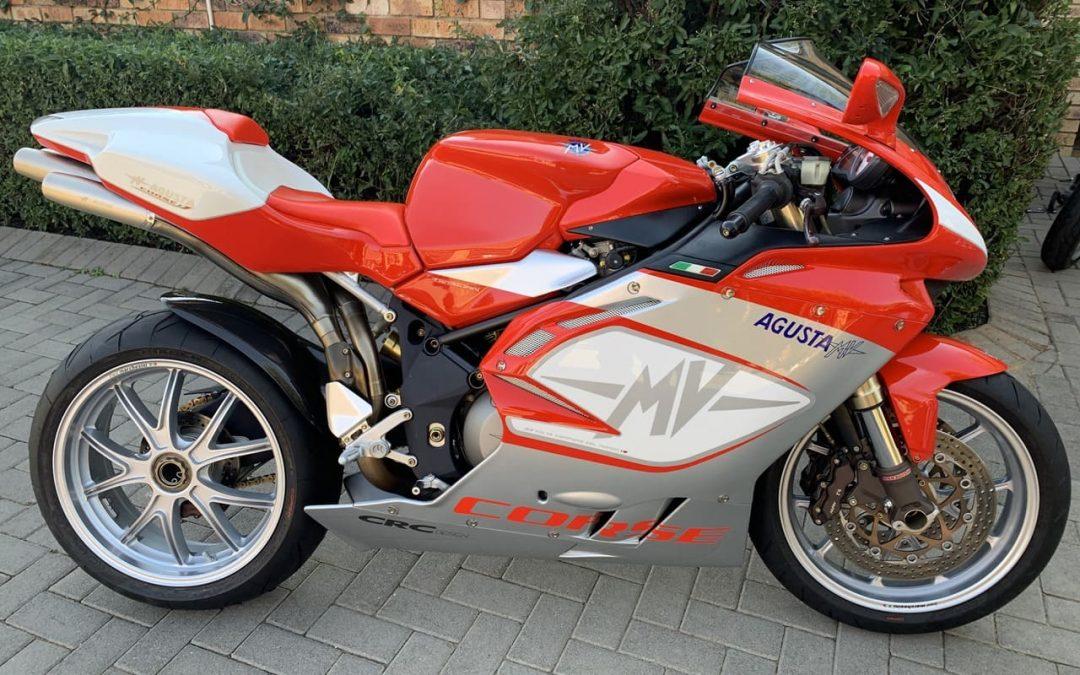 2007 MV Agusta F4 Corse (Race)