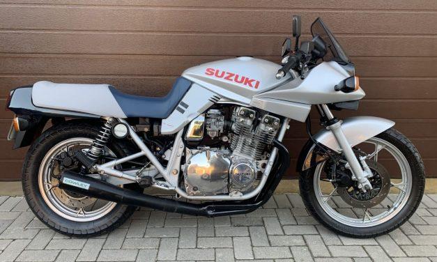 1981 Suzuki Katana GSX1100S
