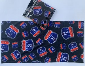 Route 21 Buff Multi functional Head wear