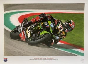 Jonathan Rea 6 times World SBK Champion