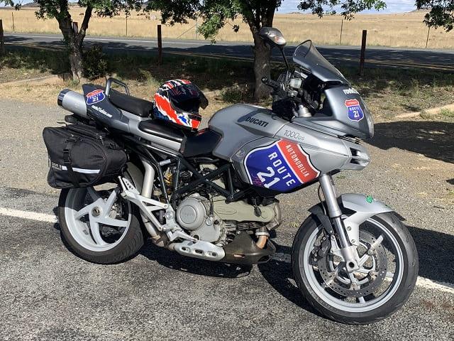 R21 bike in Free State